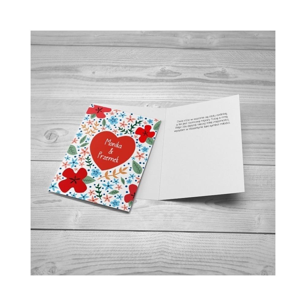 Walentynki po ślubie – kartki dla zakochanych