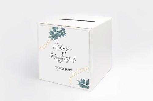 Na co zwrócić uwagę wybierając pudełka na koperty ślubne?