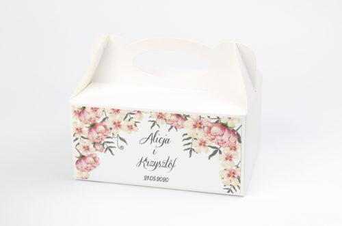Dlaczego pudełko na ciasto ślubne musi być wykonane z odpowiedniego papieru?