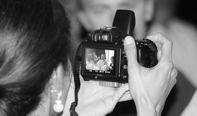 Wybór fotografa ślubnego